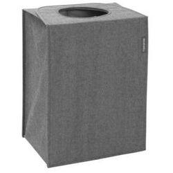 Kosz na bieliznę BRABANTIA 120381 Laundry Bag 55L Grafitowy (8710755120381)