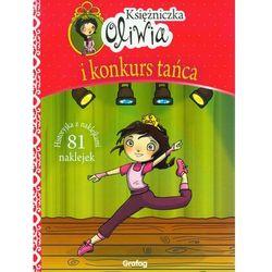 Księżniczka Oliwia i konkurs tańca (kategoria: Literatura piękna i klasyczna)