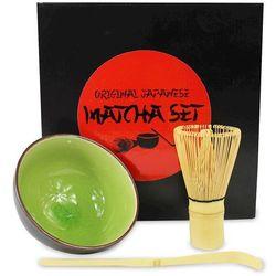 Matcha magic Zestaw do parzenia herbaty matcha - (4260272250398)