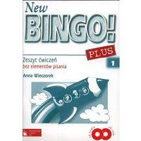 New Bingo! Plus 1 Zeszyt ćwiczeń bez elementów pisania z płytą CD (70 str.)
