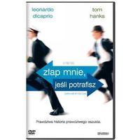 Złap mnie jeśli potrafisz (DVD) - Steven Spielberg (5903570126574)