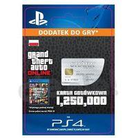 Grand Theft Auto V Karta Gotówkowa GWS [kod aktywacyjny] (0000006200121)