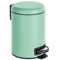 Kosz łazienkowy LEMAN MATT, pojemnik na śmieci, 3 l, WENKO (4008838236192)