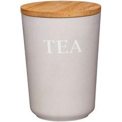 Pojemnik bambusowy na herbatę Natural Elements Kitchen Craft (NETEABF)