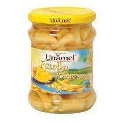 Fasolka konserwowa żółta 440 g Unamel (przetwór)