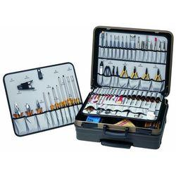 Walizka narzędziowa Bernstein 7100, 63 narzędzia, (DxSxW) 500 x 400 x 200 mm, COMPACT MOBIL