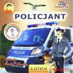 Policjant. Poznajemy zawody + CD gratis