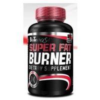Spalacz tłuszczu BIOTECH USA SUPER FAT BURNER 120 tabl. 216710