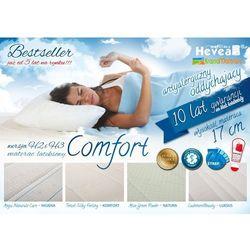 Hevea Materac lateksowy comfort h2 200x120