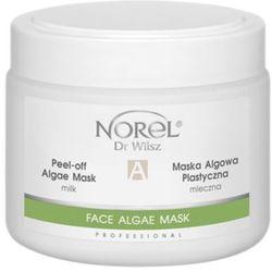 Norel (dr wilsz)  peel-off algae mask milk plastyczna maska algowa mleczna (pn300), kategoria: maseczki do twa