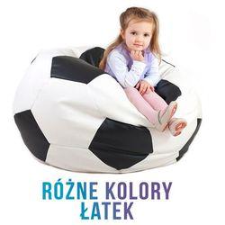 Polskie pufy, Pufa - Piłka Football XXL eko-skóra, Polskie Pufy