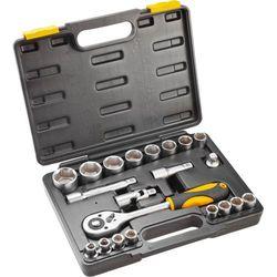 Zestaw kluczy nasadowych  1/2 cala 38d642 (21 elementów) marki Topex