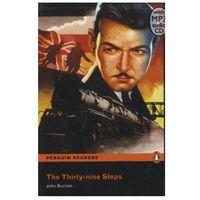 The Thirty-nine Steps + MP3. Penguin Readers (opr. miękka)