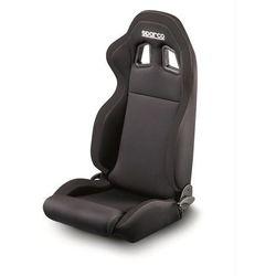 Fotel Sparco R100 czarny - sprawdź w wybranym sklepie