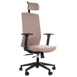 Stema - zn Fotel biurowy gabinetowy zn-807-b-6