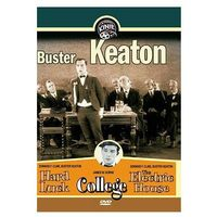 Buster Keaton część 1 (College, Hard Luck, The Electric House) (DVD) - Mayfly - produkt z kategorii- Komedi