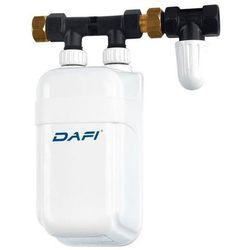 Elektryczny momentalny przepływowy ogrzewacz wody dafi - wersja z przyłączem - 4,5 kw 230 v, marki Formaster