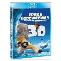 Epoka lodowcowa 4: Wędrówka kontynentów 3D (Blu-Ray) - Steve Martino, Mike Thurmeier