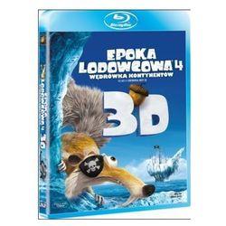 Epoka lodowcowa 4: wędrówka kontynentów 3d (blu-ray) od producenta 20th century fox