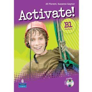 Activate B1 Workbook + iTest CD, Longman Pearson Education