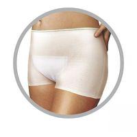 Majtki poporodowe - Wielorazowe, siateczkowe majtki poporodowe 2 szt. L/XL - sprawdź w wybranym sklepie