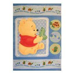 Akrylowy dywan baby z kubusiem puchatkiem 100x150 / gwarancja 24m / najtańsza wysyłka! marki Thk