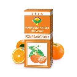 Olejek Pomarańczowy 10 ml ETJA - produkt z kategorii- Olejki eteryczne