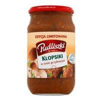 Pudliszki Klopsiki w sosie grzybowym 600 g