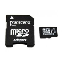 SDHC 32GB Karta pamięci Micro Class 10 Transcend z adapterem, UHS-I Premium