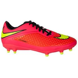 Korki Nike Hypervenom Phelon Fg NEYMAR - Czerwony   Różowy