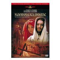 Najwspanialsza Opowieść (DVD) - George Stevens