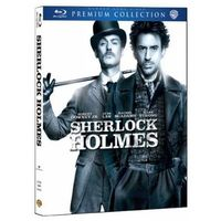 Sherlock Holmes (Blu-Ray), Premium Collection - Guy Ritchie (7321996262818)