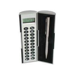 Kalkulator z długopisem MAGIC BOX, AK8701