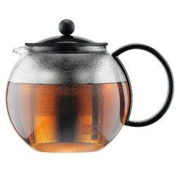 Zaparzacz do herbaty assam z filtrem ze stali nierdzewnej, 1.00 l - 1,00 l marki Bodum