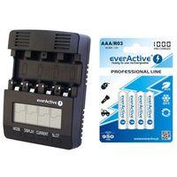 Ładowarka  nc-3000 + 4 x r03/aaa everactive 1000 od producenta Everactive