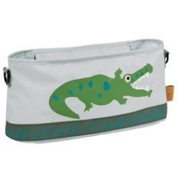 LÄSSIG Casual Organizer do wózka Crocodile granny