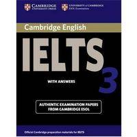 Cambridge IELTS 3 Podręcznik z Odpowiedziami