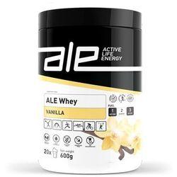 ALE Whey Vanilla - Białko serwatkowe 600g - sprawdź w wybranym sklepie