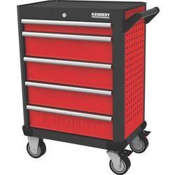 Kennedy Wózek warsztatowy na kółkach 5-szufladowy 550kg ken5942140k