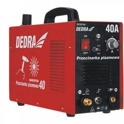 Przecinarka plazmowa DEDRA DESPi40 + DARMOWA DOSTAWA! z kategorii Przecinarki plazmowe
