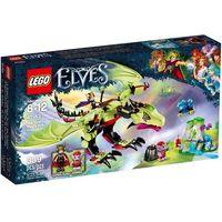 Lego ELFY Zły smok króla goblinów the goblin king's evil dragon 41183