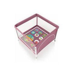 Espiro Kojec dziecięcy funbox  (różowy), kategoria: kojce