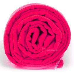l szybkoschnący ręcznik treningowy - neon różowy marki Dr.bacty