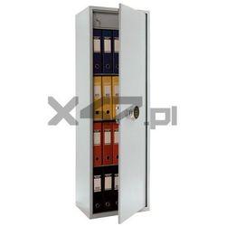 Sejf elektroniczny na segregatory sl 150t el marki Valberg