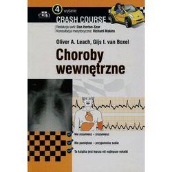 Choroby wewnętrzne Crash Course, książka z kategorii Pozostałe książki