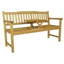 HECHT TABLE BENCH ŁAWKA OGRODOWA MEBLE OGRODOWE AKACJA - EWIMAX OFICJALNY DYSTRYBUTOR - AUTORYZOWANY DEALER HECHT (8595614909686)