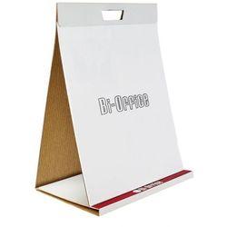 Flipchart kartonowy gfl148303 marki Bi-office