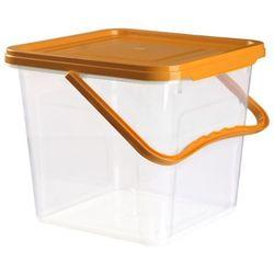 Pojemnik Clean Box 6,3 l. [pomarańczowy]