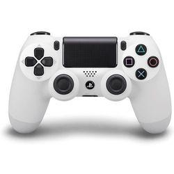 Kontroler SONY PS4 DualShock Biały + Zamów z DOSTAWĄ W PONIEDZIAŁEK! + DARMOWY TRANSPORT!