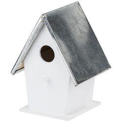 Domek dla ptaków, biały, kup u jednego z partnerów